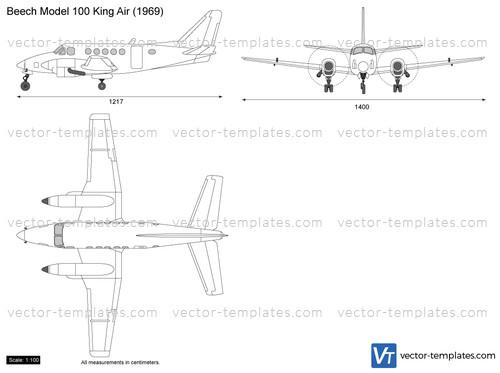 Beech Model 100 King Air