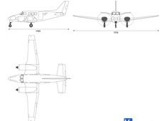 Beech Model 65 70 80 88 Queen Air