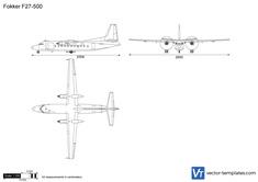 Fokker F27-500