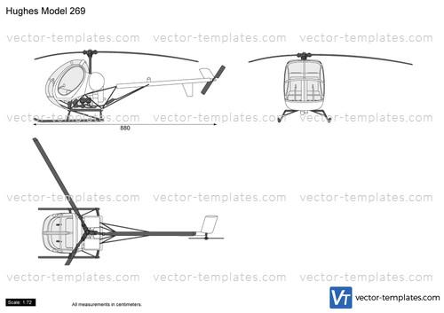 Hughes Model 269