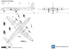 Ilyushin Il-18 Coot