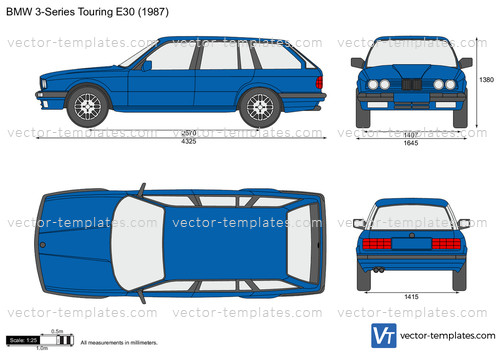 BMW 3-Series Touring E30