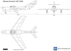 Mikoyan-Gurevich I-320