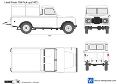 Land Rover 109 Pick-up