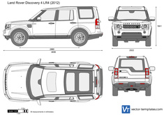 Land Rover Discovery 4 LR4
