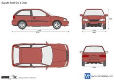 Suzuki Swift GS 3-Door