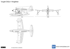 Vought OS2U-1 Kingfisher