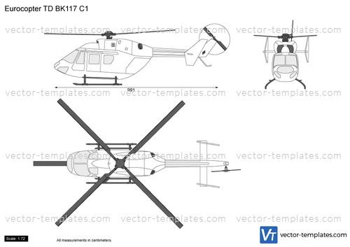 Eurocopter TD BK117 C1