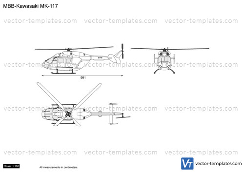 MBB-Kawasaki MK-117