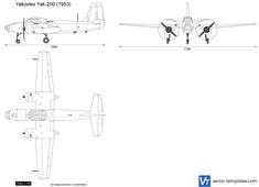 Yakovlev Yak-200