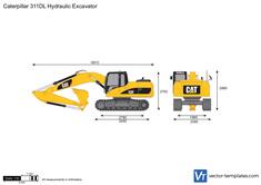 Caterpillar 311DL Hydraulic Excavator