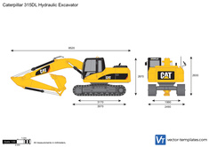 Caterpillar 315DL Hydraulic Excavator