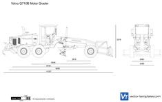 Volvo G710B Motor Grader