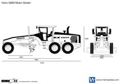 Volvo G990 Motor Grader
