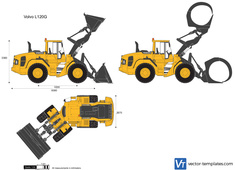 Volvo L120G Wheel Loader