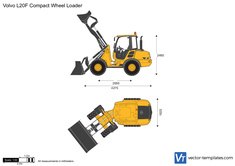 Volvo L20F Compact Wheel Loader