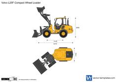 Volvo L25F Compact Wheel Loader