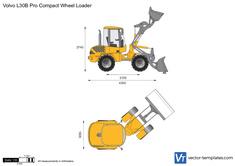 Volvo L30B Pro Compact Wheel Loader