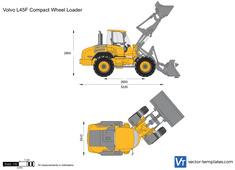 Volvo L45F Compact Wheel Loader
