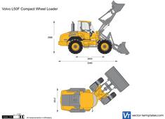 Volvo L50F Compact Wheel Loader