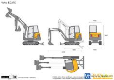 Volvo EC27C Crawler Excavator