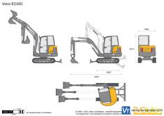Volvo EC35C Crawler Excavator