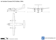 de Havilland Canada DHC5 Buffalo