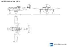 Messerschmitt Me 309