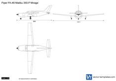 Piper PA-46 Malibu 350-P Mirage