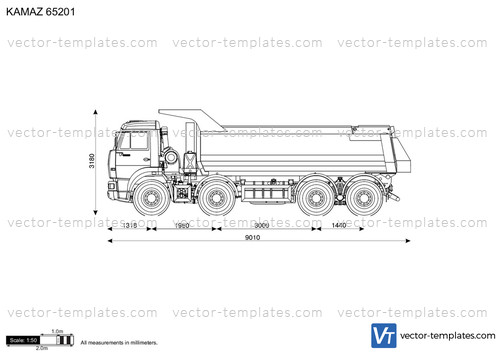 KAMAZ 65201