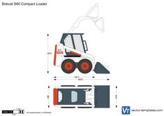 Bobcat S80 Compact Loader