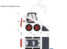 Bobcat S130 Compact Loader