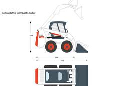Bobcat S150 Compact Loader