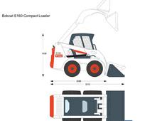 Bobcat S160 Compact Loader