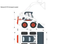 Bobcat S175 Compact Loader