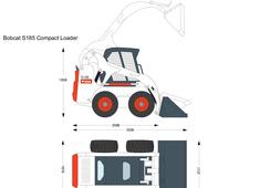 Bobcat S185 Compact Loader