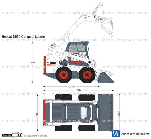 Bobcat S650 Compact Loader