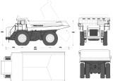 Terex TR100 Rigid Dump Truck