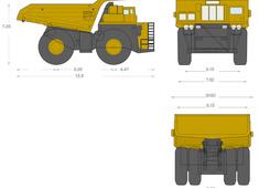 Komatsu 930E-4 Electric Drive Truck