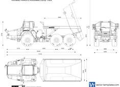 Komatsu HM400-2 Articulated Dump Truck