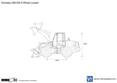 Komatsu WA150-5 Wheel Loader