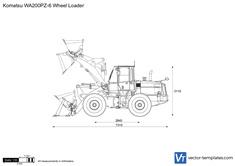 Komatsu WA200PZ-6 Wheel Loader