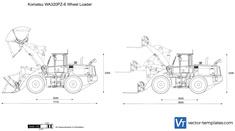 Komatsu WA320PZ-6 Wheel Loader