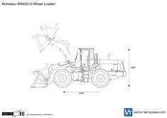 Komatsu WA430-5 Wheel Loader