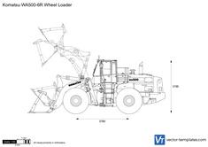 Komatsu WA500-6R Wheel Loader