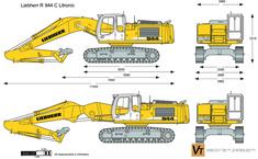 Liebherr R 944 C Litronic Excavator