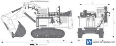 Liebherr R 9400 Mining Excavator