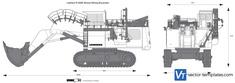 Liebherr R 9400 Shovel Mining Excavator