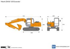 Hitachi ZAXIS 120 Excavator