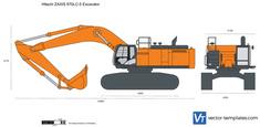 Hitachi ZAXIS 870LC-5 Excavator